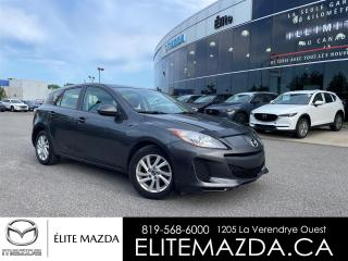 Used 2013 Mazda MAZDA3 GX for sale in Gatineau, QC