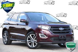 Used 2017 Ford Edge Sport SPORT | AWD | SUNROOF | NAVI | for sale in Kitchener, ON