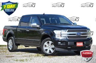 Used 2020 Ford F-150 Platinum 5.0L V8 | TECH PKG | FX4 | SUNROOF for sale in Kitchener, ON