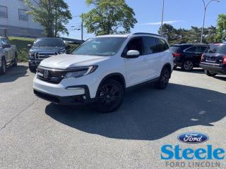 Used 2021 Honda Pilot Black Edition for sale in Halifax, NS