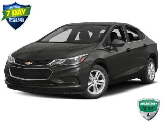 Used 2016 Chevrolet Cruze LT Auto | CLEAN CARFAX | AUTO | KEYLESS ENTRY | ALLOYS | for sale in Barrie, ON