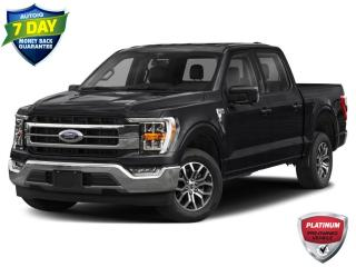 Used 2021 Ford F-150 Lariat | ONE OWNER | CLEAN CARFAX | LEATHER | HTD SEATS | for sale in Barrie, ON