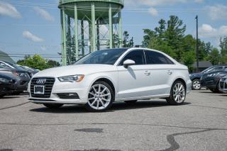 Used 2015 Audi A3 1.8T Progressiv PROGRESSIV! for sale in Stittsville, ON