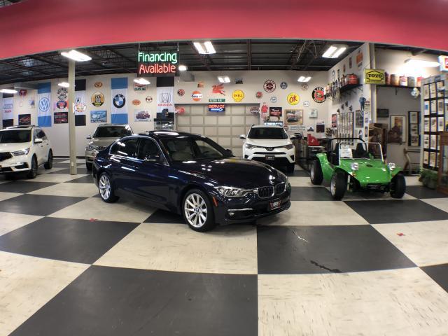 2017 BMW 3 Series 330I X-DRIVE PREMIUM NAVI PKG LEATHER SUNROOF 75K