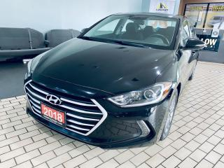 Used 2018 Hyundai Elantra GL SE SUNROOF APPLE PLAY NO ACCIDENT $15499 for sale in Brampton, ON