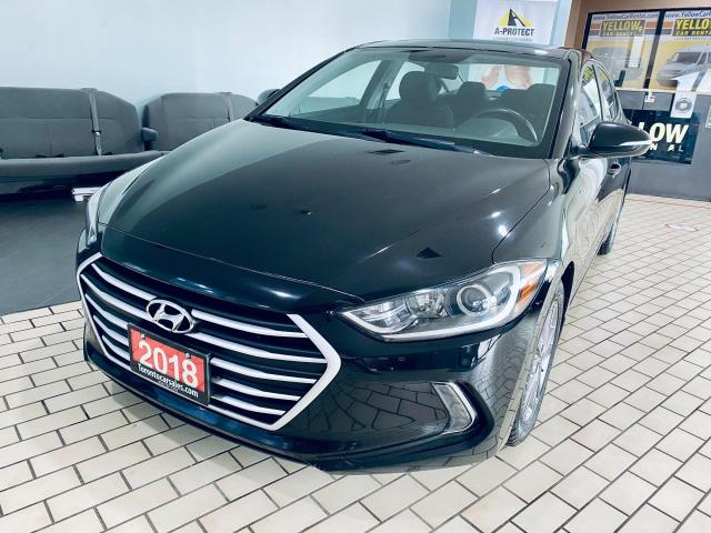 2018 Hyundai Elantra GL SE SUNROOF APPLE PLAY NO ACCIDENT $15499