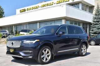 Used 2017 Volvo XC90 SOLD for sale in Oakville, ON