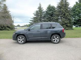Used 2014 Jeep Compass North Edition 4WD for sale in Thornton, ON