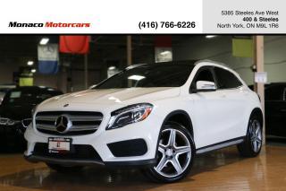 Used 2015 Mercedes-Benz GLA GLA250 4MATIC - AMG|PANO|NAVI|BACKUP|BLINDSPOT for sale in North York, ON