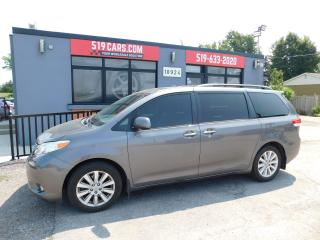Used 2011 Toyota Sienna Rare Limited AWD | Leather | Dual Sunroof | DVD for sale in St. Thomas, ON
