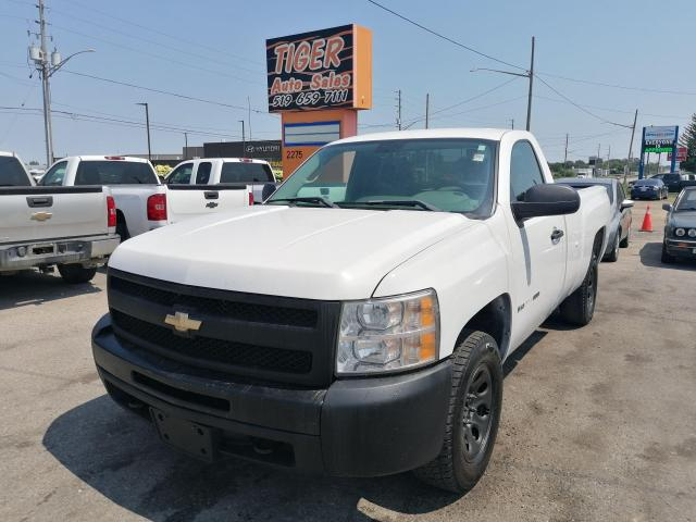 2009 Chevrolet Silverado 1500 SHORT CAB*LONG BOX*ONLY 86KMS*CERTIFIED