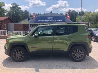 Used 2016 Jeep Renegade 75th Anniversary for sale in Flesherton, ON