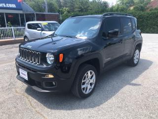 Used 2018 Jeep Renegade North for sale in Flesherton, ON