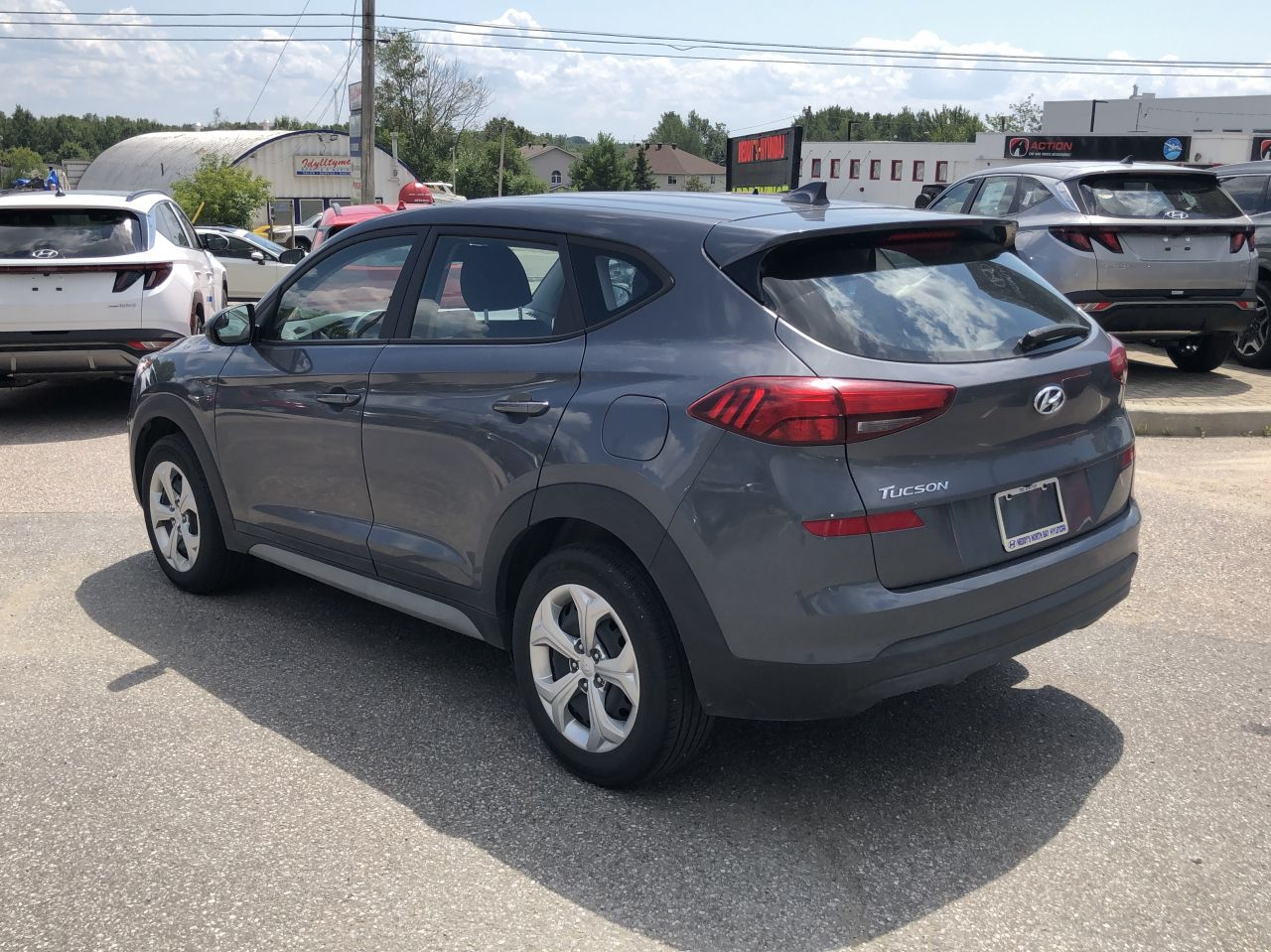 2019 Hyundai Tucson