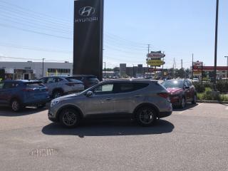 Used 2017 Hyundai Santa Fe Sport Premium for sale in North Bay, ON