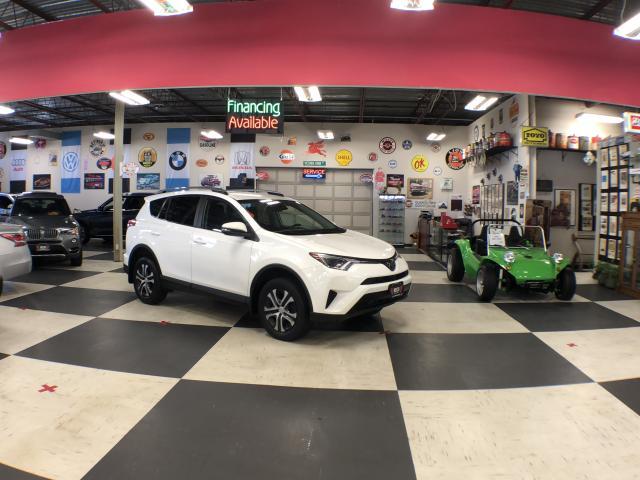 2017 Toyota RAV4 LE AUTO A/C CRUISE CONTROL BLUETOOTH BACK UP CAM