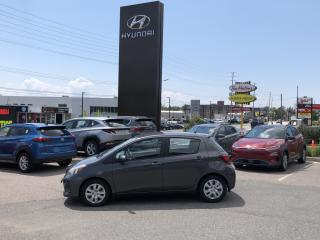 Used 2015 Toyota Yaris LE for sale in North Bay, ON
