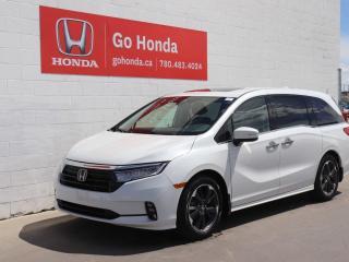 New 2022 Honda Odyssey Touring for sale in Edmonton, AB