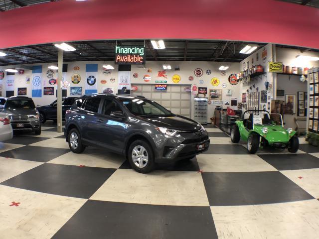 2018 Toyota RAV4 LE AUTO A/C CRUISE CONTROL BLUETOOTH BACK UP CAM