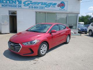 Used 2017 Hyundai Elantra LE for sale in St. Jacobs, ON