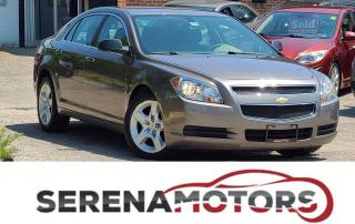 Used 2012 Chevrolet Malibu LS   AUTO   BACK UP CAM   NO ACCIDENTS   LOW KM for sale in Mississauga, ON