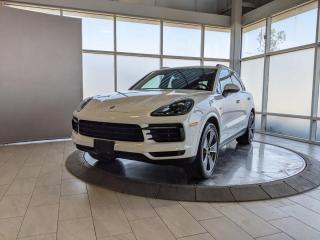 Used 2020 Porsche Cayenne E-Hybrid   CPO   Ext. Warranty   Premium Plus   HIGH SPEC! for sale in Edmonton, AB