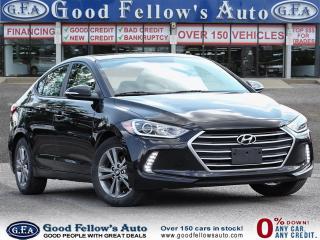 Used 2018 Hyundai Elantra GLS MODEL, BACKUP CAMERA, SUNROOF, BLIND SPOT for sale in Toronto, ON