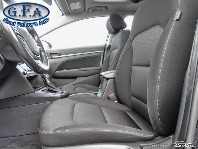 2018 Hyundai Elantra GLS MODEL, BACKUP CAMERA, SUNROOF, BLIND SPOT Photo8