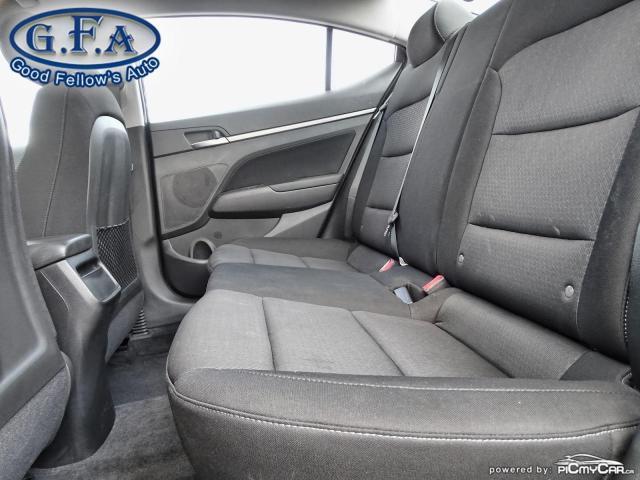 2018 Hyundai Elantra GLS MODEL, BACKUP CAMERA, SUNROOF, BLIND SPOT Photo9