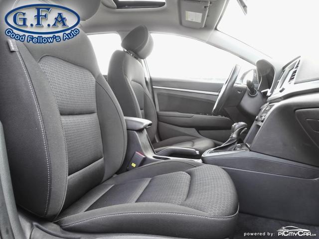 2018 Hyundai Elantra GLS MODEL, BACKUP CAMERA, SUNROOF, BLIND SPOT Photo10