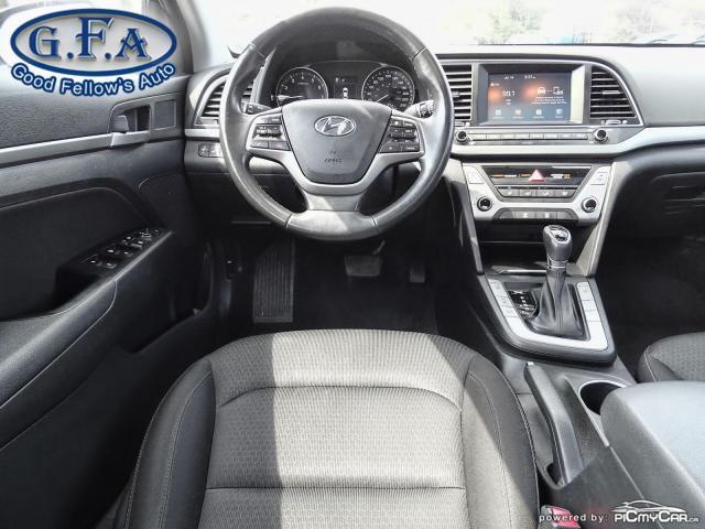 2018 Hyundai Elantra GLS MODEL, BACKUP CAMERA, SUNROOF, BLIND SPOT Photo12