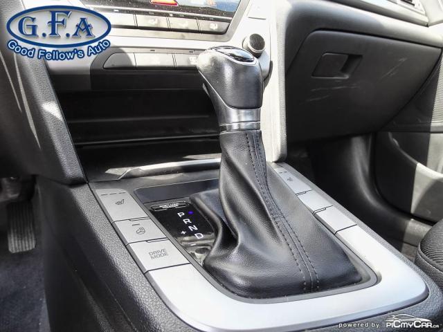 2018 Hyundai Elantra GLS MODEL, BACKUP CAMERA, SUNROOF, BLIND SPOT Photo15