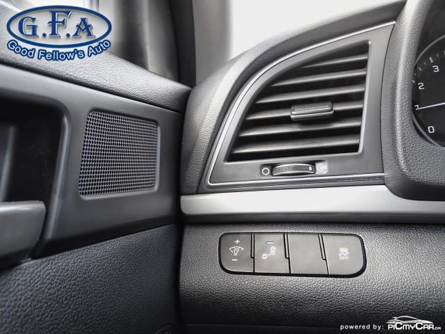 2018 Hyundai Elantra GLS MODEL, BACKUP CAMERA, SUNROOF, BLIND SPOT Photo17