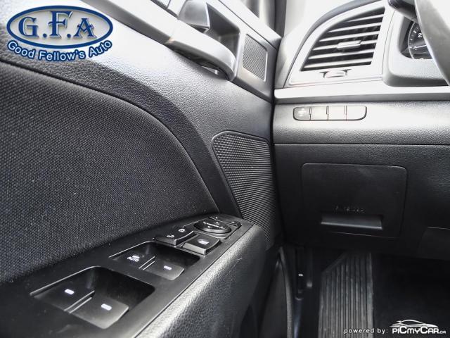 2018 Hyundai Elantra GLS MODEL, BACKUP CAMERA, SUNROOF, BLIND SPOT Photo18