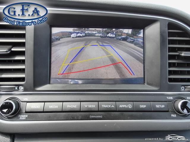 2018 Hyundai Elantra GLS MODEL, BACKUP CAMERA, SUNROOF, BLIND SPOT Photo19