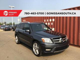 Used 2012 Mercedes-Benz GLK-Class GLK 350, 4MATIC, NAVIGATION for sale in Edmonton, AB