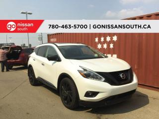 Used 2018 Nissan Murano LEATHER, AWD, NAVIGATION for sale in Edmonton, AB