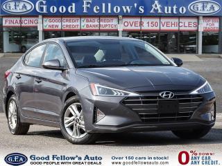 Used 2019 Hyundai Elantra PREFERRED, BACKUP CAMERA, HEATED SEATS, BLIND SPOT for sale in Toronto, ON