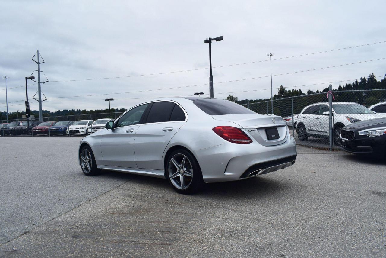 2015 Mercedes-Benz C300 4 MATIC