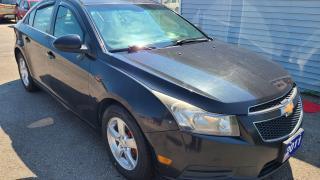 Used 2011 Chevrolet Cruze LT Turbo+ w/1SB for sale in Oshawa, ON