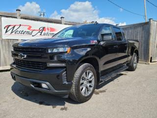 Used 2019 Chevrolet Silverado 1500 RST for sale in Stittsville, ON