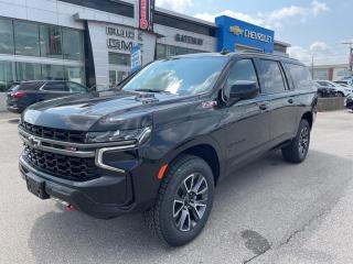 New 2021 Chevrolet Suburban Z71 for sale in Brampton, ON