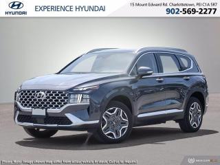 New 2021 Hyundai Santa Fe HEV Luxury for sale in Charlottetown, PE