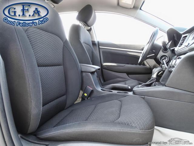 2019 Hyundai Elantra PREFERRED, REARVIEW CAMERA, BLUETOOTH, BLIND SPOT Photo9
