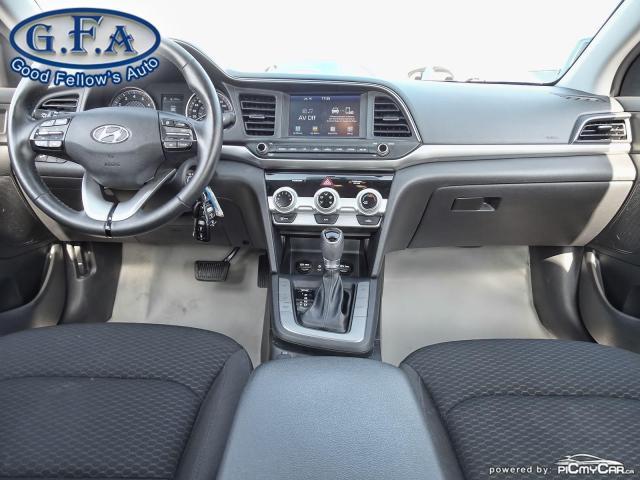 2019 Hyundai Elantra PREFERRED, REARVIEW CAMERA, BLUETOOTH, BLIND SPOT Photo10