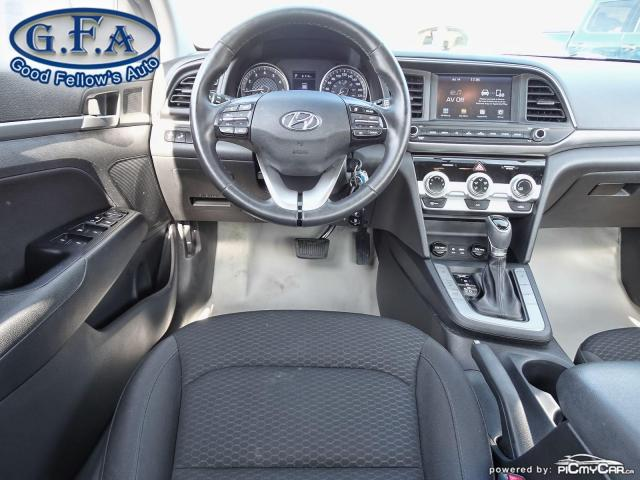 2019 Hyundai Elantra PREFERRED, REARVIEW CAMERA, BLUETOOTH, BLIND SPOT Photo11