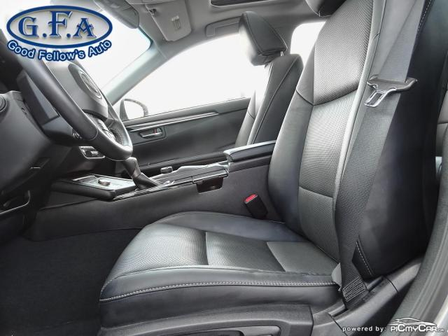 2017 Lexus ES 350 PREMIUM, LEATHER SEATS, SUNROOF, REARVIEW CAMERA Photo8
