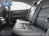 2017 Lexus ES 350 PREMIUM, LEATHER SEATS, SUNROOF, REARVIEW CAMERA Photo30