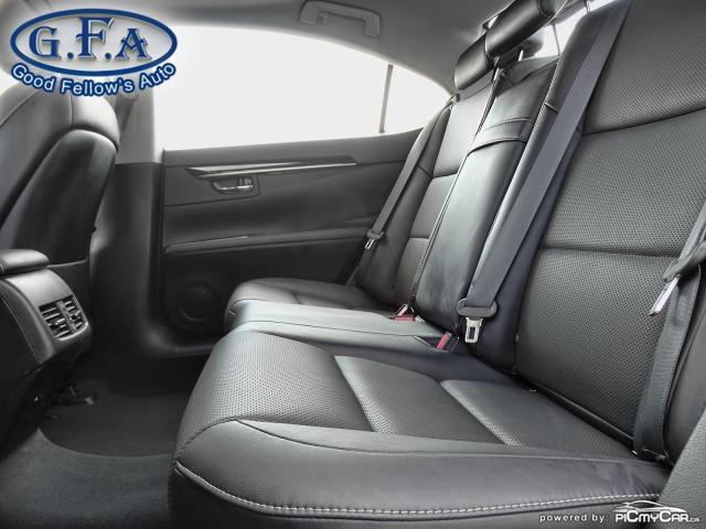 2017 Lexus ES 350 PREMIUM, LEATHER SEATS, SUNROOF, REARVIEW CAMERA Photo10