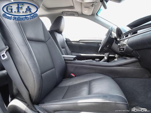 2017 Lexus ES 350 PREMIUM, LEATHER SEATS, SUNROOF, REARVIEW CAMERA Photo11
